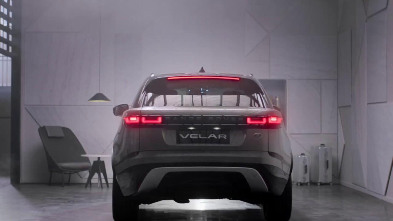 Land Rover y Erico Navazo diseñan para el Velar 'el garaje más bello del mundo'