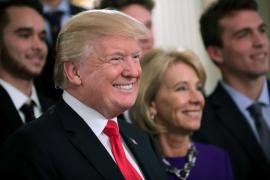 Trump declarará a Corea del Norte país «patrocinador del terrorismo»