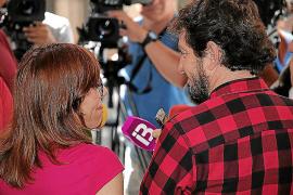 Camargo rechaza ser adjunta de Jarabo y se queda de «diputada rasa»