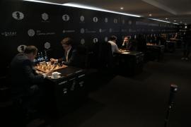 Aronian retiene el liderato en el Grand Prix de ajedrez