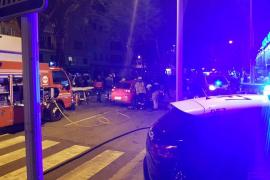 Fallece el joven que sufrió un accidente en la calle Manacor