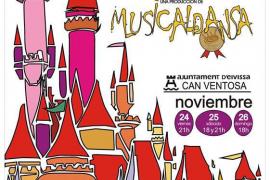Musicaldansa presenta este fin de semana su adaptación de 'La bella y la bestia'