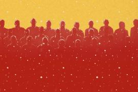 El Mallorca Gay Men's Chorus presenta 'Al desnudo Christmas edition' en Fàbrica Ramis