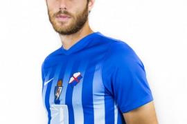Néstor Salinas, cedido por el Mallorca a la Ponferradina, dice adiós a la temporada por una grave lesión de rodilla