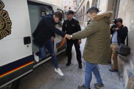 Detenido un hombre por apuñalar a otro tras ver un partido de fútbol en Palma