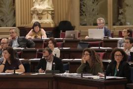 El Parlament rechazadas las enmiendas a la totalidad de PP, Cs y El PI a los Presupuestos de 2018