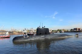 Las familias de los tripulantes del submarino desaparecido, preocupadas por si aún tienen oxígeno