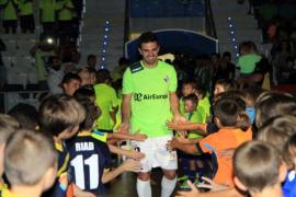 El Palma Futsal pierde a Favero un mes y medio por lesión