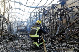 La Guardia Civil localiza el foco del incendio de Marratxí