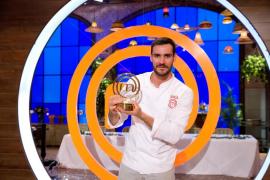 Saúl Craviotto, el ganador «más rarete» de 'MasterChef Celebrity'