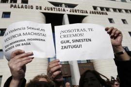 Un acusado de violación en los sanfermines admite que no hubo consentimiento de palabra