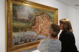 El Museo de Mallorca acoge una exposición sobre el corsario mallorquín Antoni Barceló