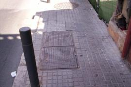 Obstáculos fatales en Joan Miró-Plaza Gomila
