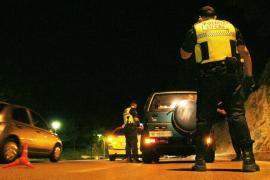 La Policía Local de Calvià mantiene en temporada baja el operativo contra el botellón