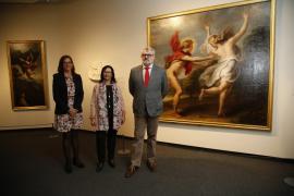 La exposición 'Arte y mito. Los dioses del Prado' sobre la mitología clásica, en el CaixaForum
