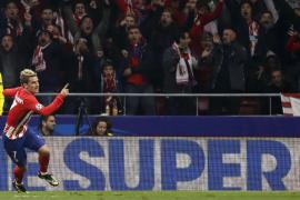 Griezmann mantiene la fe del Atlético de Madrid