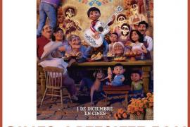 Preestreno exclusivo de la película 'Coco' en los cines Artesiete Fan