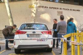 Un cliente apuñala a un taxista en Palma