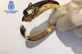 Detenida por robar una pulsera valorada en 35.000 euros en una joyería de Palma