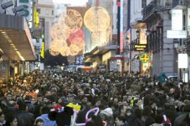 Madrid sólo permitirá andar en un sentido en sus principales calles comerciales