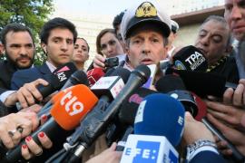 La Armada argentina confirma una «explosión» en el submarino desaparecido