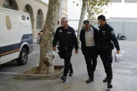 Detenido el conductor que colisionó con el motorista que falleció en Palma