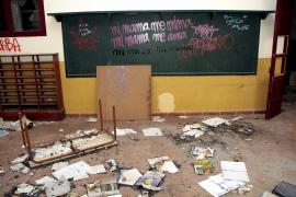 Colegio Son Espanyolet, en ruinas
