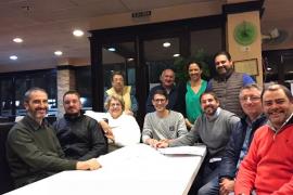 Joan Cifre es reelegido como secretario general del PSIB en Pollença