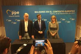 González Pons: «La estelada es hoy una bandera antieuropea»