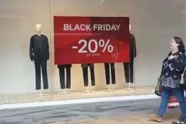 Descuentos de hasta el 70% y compras prenavideñas en el Black Friday