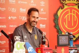 Vicente Moreno: «Que seamos líderes es un plus de motivación para los rivales»