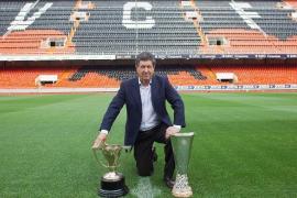 Fallece a los 70 años Jaume Ortí, expresidente del Valencia