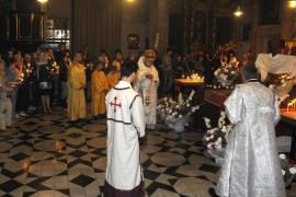 Pascua ortodoxa en Palma