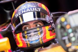 Sainz, en Yas Marina: «Es una faena, teníamos coche para entrar en Q3»