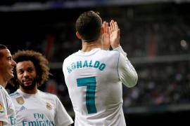 El Real Madrid sale vivo del partido ante el Málaga