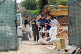 La Guardia Civil cierra la investigación de los restos óseos hallados en Crestatx
