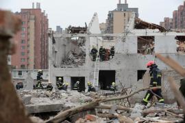 Dos muertos y 30 heridos por una explosión en una fábrica del este de China
