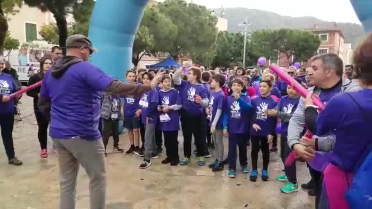 Andratx celebra la segunda edición de la Marcha contra la violencia de género