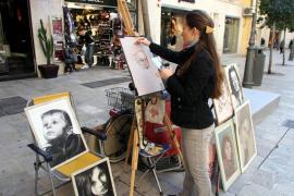 Los artistas callejeros solo podrán trabajar en Palma con carnet municipal
