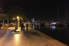 Investigan la muerte de un hombre de 31 años ahogado en el Passeig Marítim