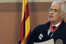 Fallece el fiscal superior de Cataluña, José María Romero de Tejada