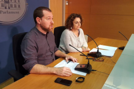 Abril insta a Cs y al PP balear a que «revisen para quiénes trabajan sus partidos en España»