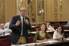 El PSIB critica el «doble discurso» del PP sobre el cierre de Es Murterar