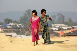 La mitad de rohinyás víctimas de violencia sexual son menores, según Médicos Sin Fronteras