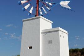 El Consell rehabilitará 17 molinos en el Pla Sant Jordi