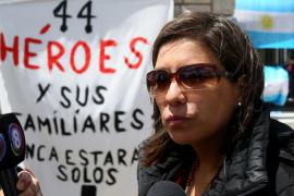 La hermana de uno de los desaparecidos del submarino ARA San Juan inicia un ayuno