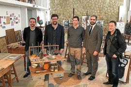 El Taller Sert, una «joya» de la Miró, «renovará» su espacio y contenido