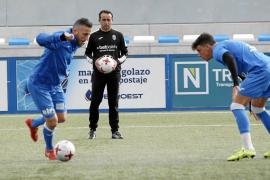 Horacio Melgarejo toma el relevo en el banquillo del Atlético Baleares