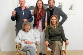 Exposición colectiva de cinco artistas en el Espacio Micus