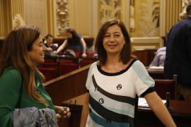 Armengol anuncia una ley de referéndums municipales y consultas ciudadanas